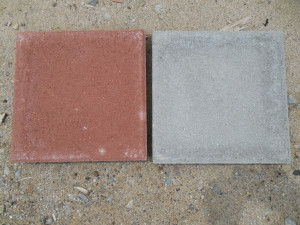 Flagstone Patio Edging