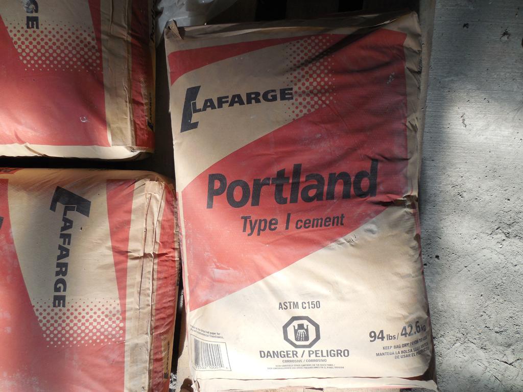 Portland Cement Decor : Portland cement bischer landscaping